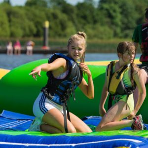 Waterpark group activities Ireland