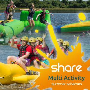 Share Village Summer Scheme