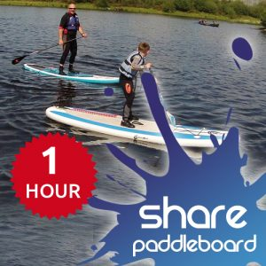 Stand Up Paddleboarding Lough Erne
