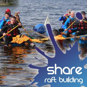 Book Raft Building NI