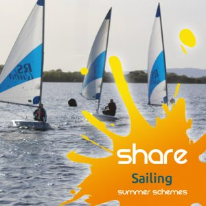 Sailing Summer Scheme Share