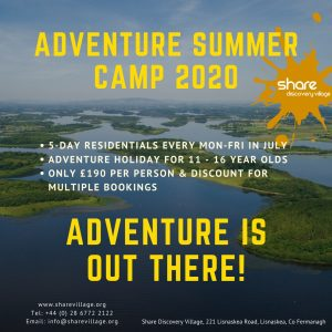 July Adventure Camp 2020 - Insta