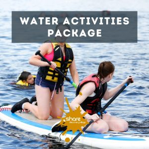 Water Activities Package
