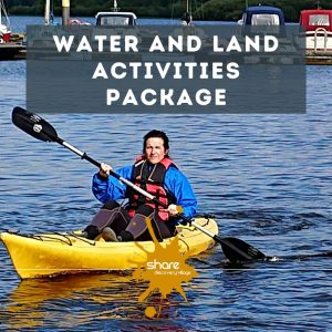 Water and Land Activities Package