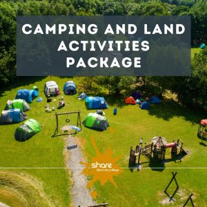Camping and Land Activities Package