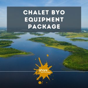 Chalet BYO Equipment Package