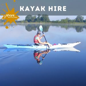Kayak hire Fermanagh - Web