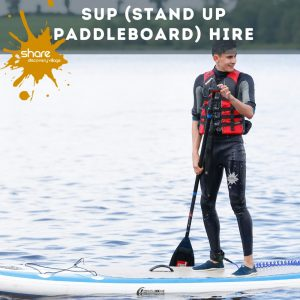 Stand Up Paddleboard (SUP) Hire Fermanagh