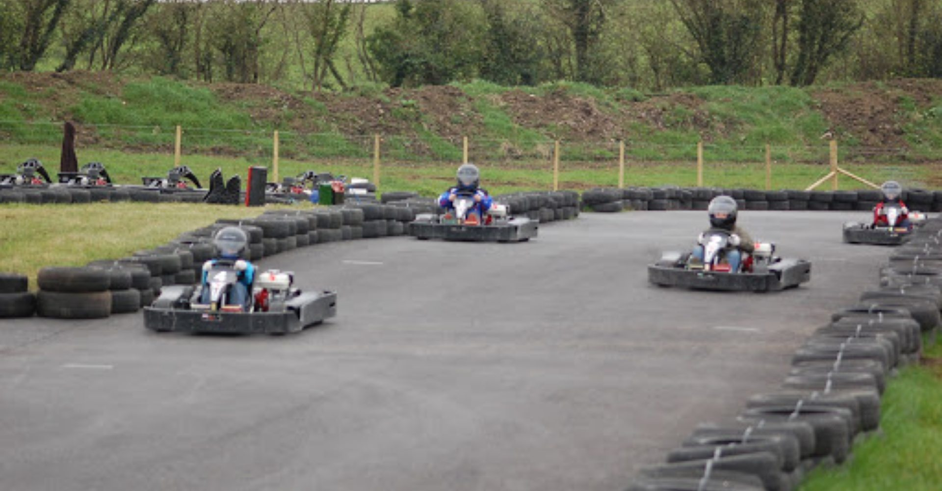 Go Karting - Staycation in Fermanagh