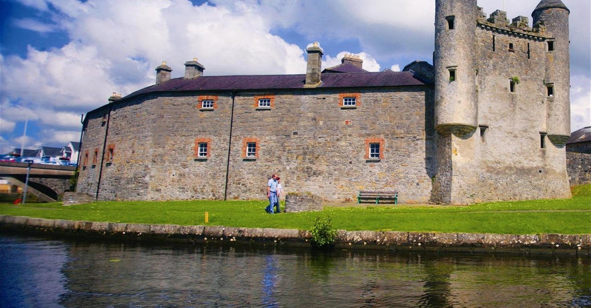 You must visit Enniskillen Castle on a Fermanagh Staycation